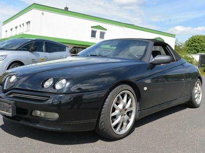 gebraucht Alfa Romeo Spider 2.0 16V T.Spark L*Klima*Tüv*Neu*