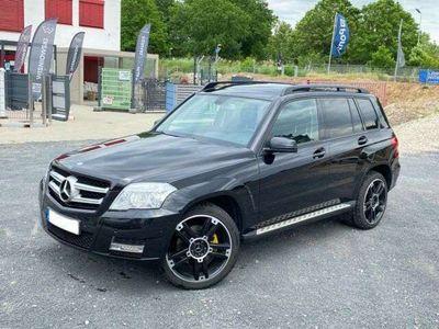 gebraucht Mercedes GLK350 CDI 4-Matic G.Inspektion TüvNeu Tausch M
