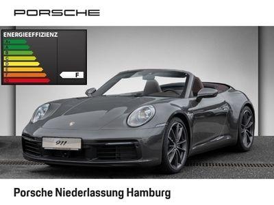 gebraucht Porsche 911 Carrera Cabriolet 992 3.0 LED Sportabgasanlage