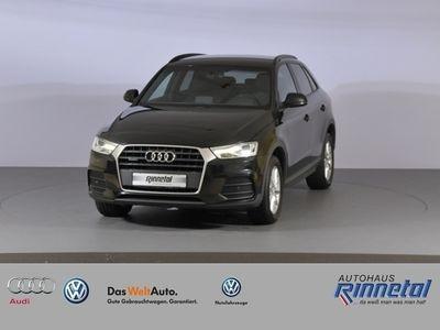 gebraucht Audi Q3 2.0 TDI quattro S tronic Xenon plus,Klimaaut.,Sit