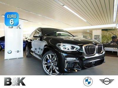 gebraucht BMW X4 M 40D monatl. LR ab 999,-