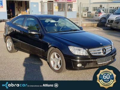 gebraucht Mercedes CLC200 Kompressor *Led.*Sportsi.*PDC*SHZ*Temp*