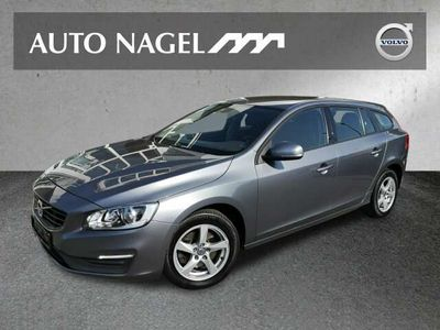 gebraucht Volvo V60 D3 Kinetic Navi/Autom./Klima/8 Lautsprecher/BC