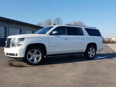 gebraucht Chevrolet Suburban Premier