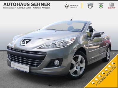 gebraucht Peugeot 207 CC Premium 120 VTi