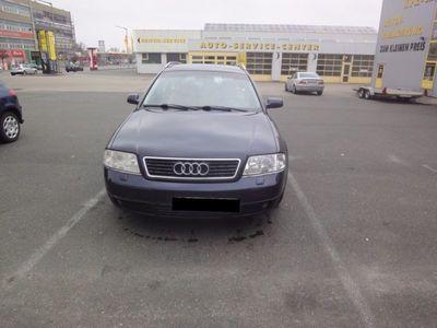 gebraucht Audi A6 Avant 2.5 TDI Euro 3 Automatik-Steptronic-