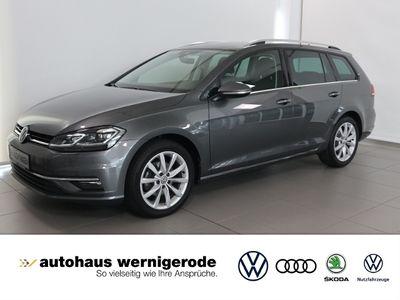 gebraucht VW Golf VII Variant 2.0 TDI Highline *DSG *LED *Navi *Kamera KLIMA LED ALU -