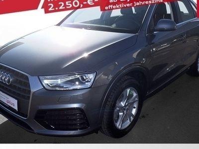 gebraucht Audi Q3 2.0 TDI sport NAVI,AHK,GRA,Anschlußgarantie