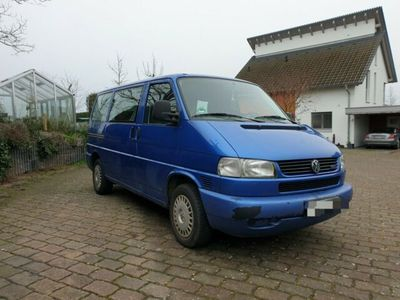 gebraucht VW Caravelle T4 2.5 TDI Camper, Multivan