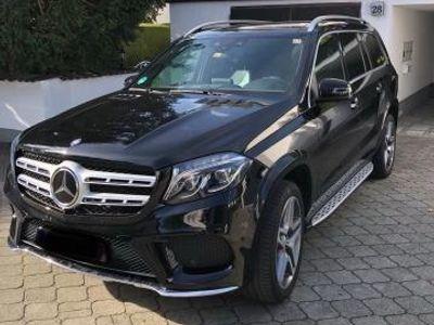 gebraucht Mercedes GLS350 d 4Matic 9G-TRONIC AMG Line