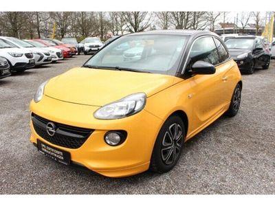 gebraucht Opel Adam Unlimited 1.4 Multif.Lenkrad RDC Klimaautom