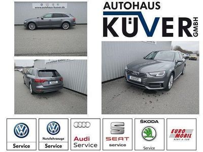 gebraucht Audi A4 Avant 1,4 TFSI Navi Xenon Tempomat SHZ Alu18