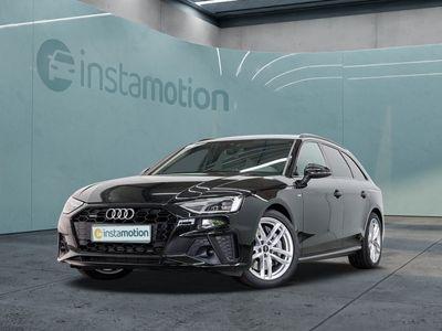 gebraucht Audi A4 A4Avant 50 TDI Q S LINE PANO TOUR LEDER eSITZE LM18