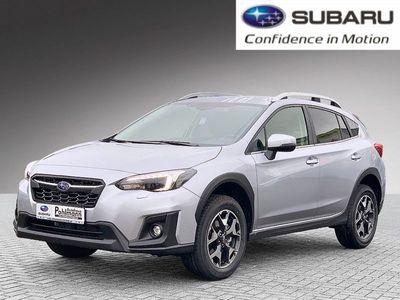 gebraucht Subaru XV 1.6i Lineatronic Comfort MY 2020 inkl. Winterkompletträder