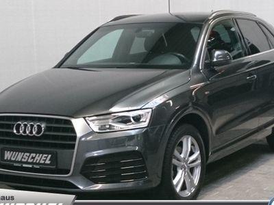 gebraucht Audi Q3 2.0 TDI S-Line sport Navi Xenon