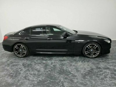 gebraucht BMW 650 ixDrive Gran Coupé M-Sport-Paket Edition Voll
