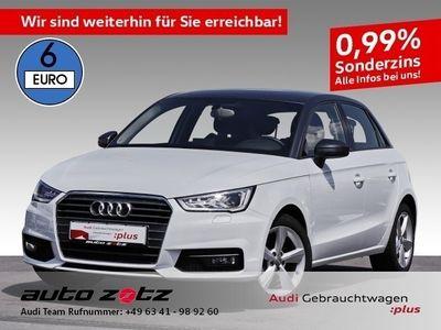 gebraucht Audi A1 Sportback design 1.0 TFSI ultra 70 kW (95 PS) 5-Gang