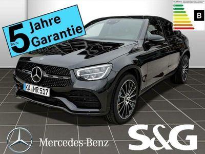 gebraucht Mercedes GLC300 d 4MATIC Coupé AMG-Line 360°K/LED/Pre-Na