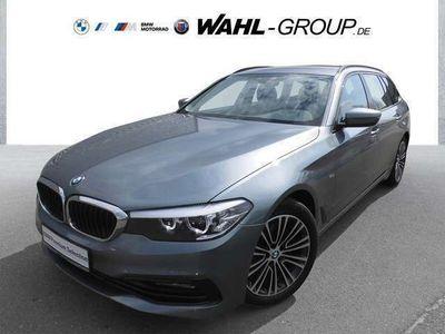 gebraucht BMW 520 d xDrive Touring Sport Line | Navi LED