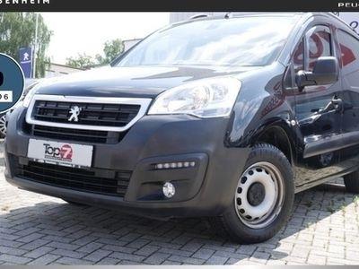 gebraucht Peugeot Partner 1.6 BlueHDi 100 FAP L1 Premium (Zentralverriegelun