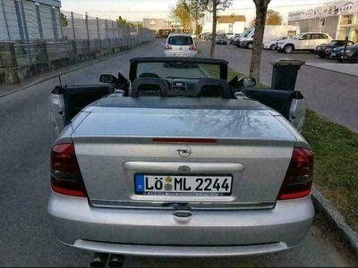 gebraucht Opel Astra Cabriolet g 1,6