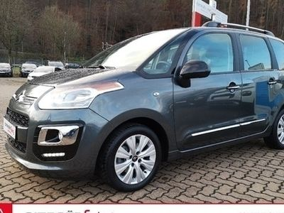 gebraucht Citroën C3 Picasso Exclusive 1,2l 110PS Navi|Kamera|Bluetooth