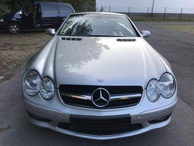 używany Mercedes SL350 Automatik 55 amg Top zustand