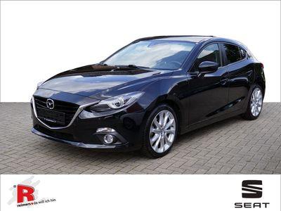 gebraucht Mazda CX-3 Sports-Line 2.0 Navi/Assistenten/Head-Up/Leder/LED