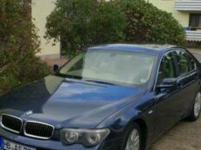 gebraucht BMW 735 i Mit LPG