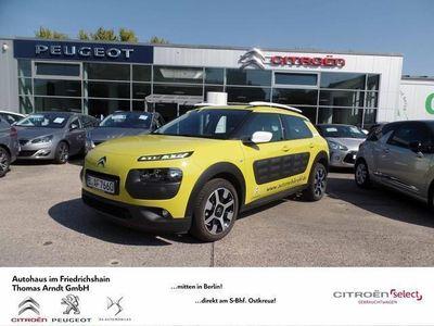 gebraucht Citroën C4 Cactus PureTech 82 Feel Edition (SHZ R.kamera
