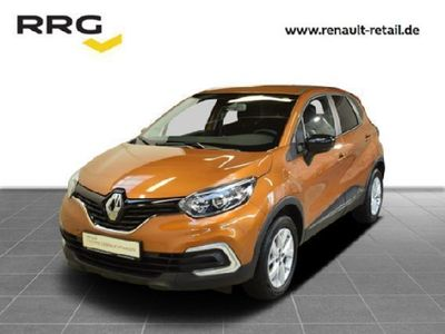 gebraucht Renault Captur 1.3 TCE 130 LIMITED DELUXE SUV
