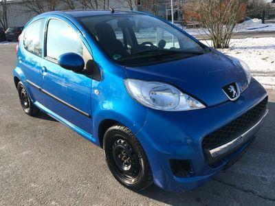 gebraucht Peugeot 107 70 2-Tronic Filou *KLIMA*AUTOMATIK*5-TÜRIG*