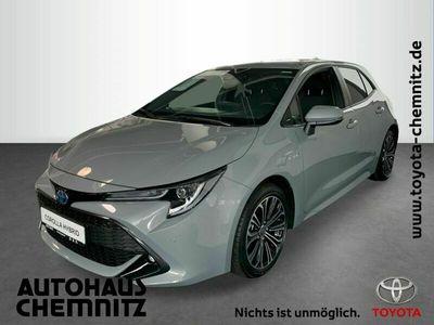 gebraucht Toyota Corolla 2.0 Hybrid Team Deutschland (ZE1HE)