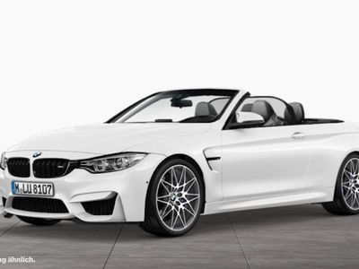 gebraucht BMW M4 Cabriolet M Drivers Package M Competition Harman