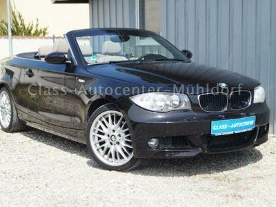 gebraucht BMW 130 Cabriolet 128i/130i Aut.*US*LEDER*Klimaauto*