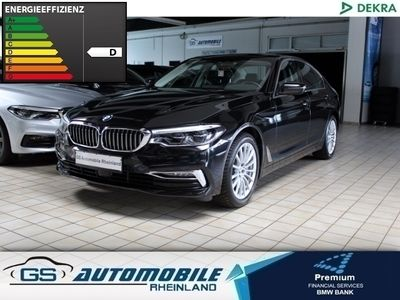 gebraucht BMW 540 i xDrive LuxuryLine EU6d-T ParkAssist ACC