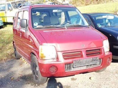 brugt Suzuki Wagon R+ 1.0 GL