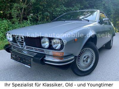 gebraucht Alfa Romeo Alfetta GT,rostfrei,38 Jahre in Damen-Besitz!