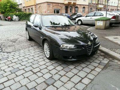 gebraucht Alfa Romeo 156 Sportwagon 1.9 JTD 16V Distinctive als Kombi in Nürnberg