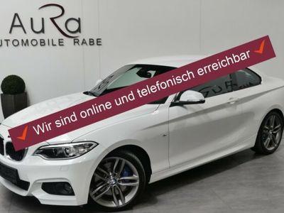 gebraucht BMW 230 i Coupé M-Sport NAV+XEN+HARMAN&KARDON+18ZOLL