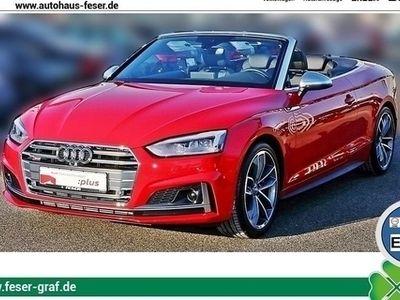 käytetty Audi S5 Cabriolet 3.0 TFSI qu. tiptr. AHK+MATRIX+B&O+