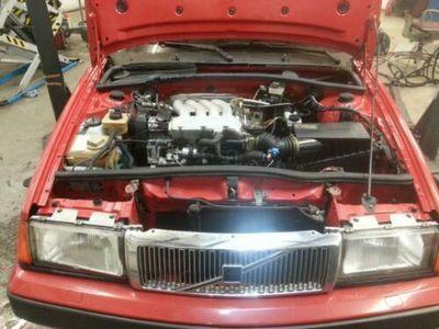 gebraucht Volvo 440 GLT in gutem Zustand TÜV neu