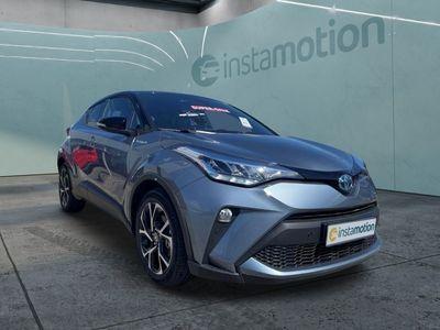 gebraucht Toyota C-HR C-HRHybrid Team D 2.0*ZWEI-FAREN LACKIERUNG*TOP