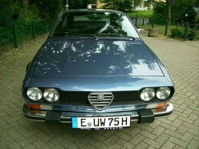 gebraucht Alfa Romeo Alfetta GT/GTV 1.8 mit H-Abnahme als in Duisburg-Süd