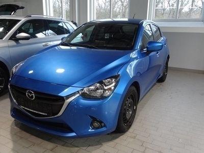 gebraucht Mazda 2 1.5 Skyactiv-G 90 Exclusive-Line Navi Alu PDC