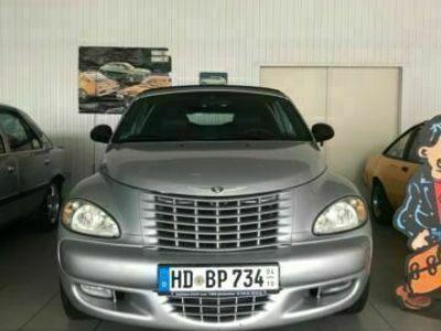 gebraucht Chrysler PT Cruiser Cabrio 2.4 Turbo GT