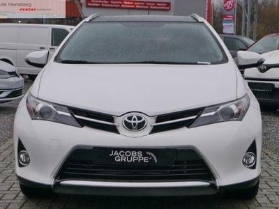 gebraucht Toyota Auris 1.6 Life+ Touring Sports Schiebedach Klima