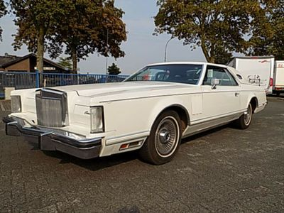 gebraucht Lincoln Continental ContinentalV 460CI originalKM /KMTacho 1A