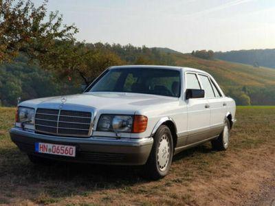 używany Mercedes 420 - H-Zulassung - inkl. Garantie