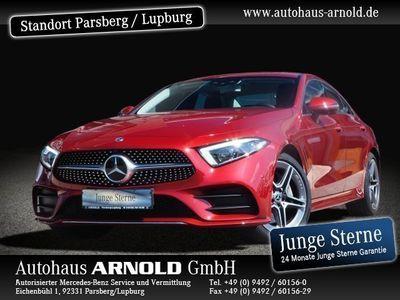 gebraucht Mercedes CLS400 d 4M AMG Line Memory HUD Distr. 360° DAB SHD/BC